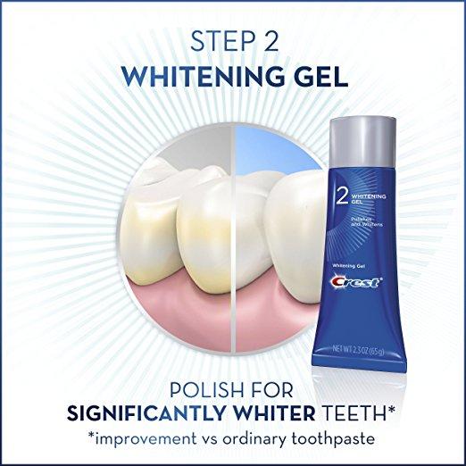 Crest tanden bleken polish - Crest 3D White