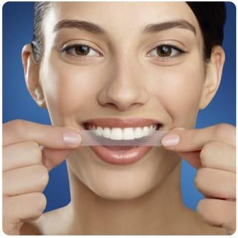 tanden bleken strips crest
